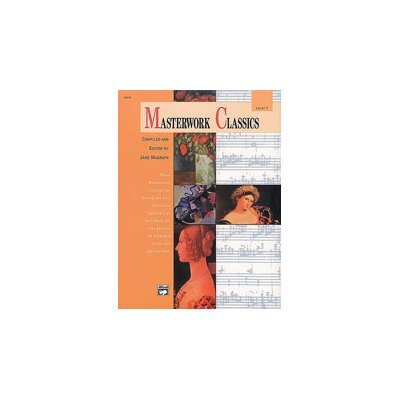 Alfred Publishing Company Masterwork Classics, Level 7
