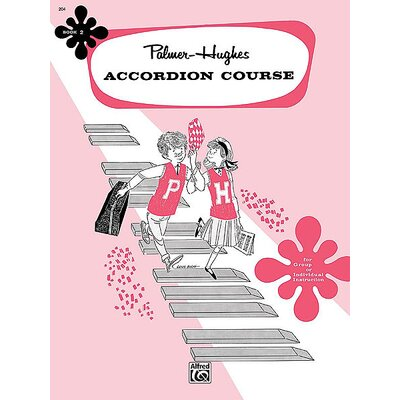 Alfred Publishing Company Palmer-Hughes Accordion Course, Book 2