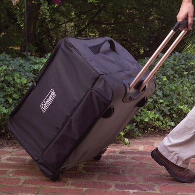 Coleman Wheeled Camp Bag