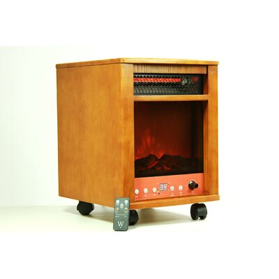 All space heaters wayfair for Fireplace heater system