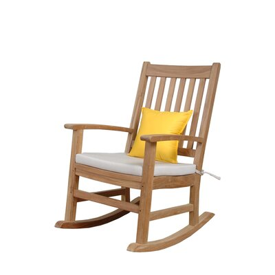 Palm Beach Rocking Arm Chair