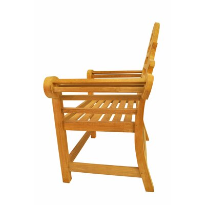 Anderson Teak Marlborough Dining Armchair