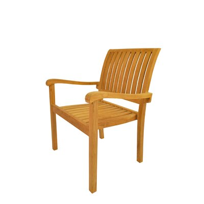 Anderson Teak Aspen Stackable Armchair, Set of 4