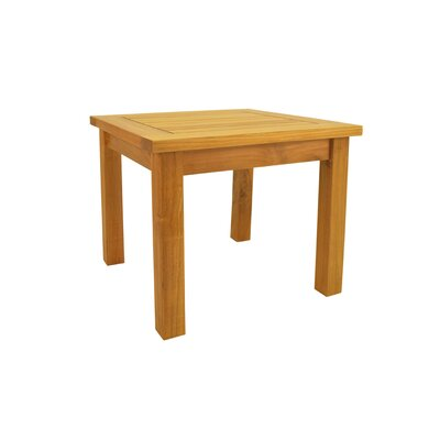 "Anderson Collections Bahama 20"" Square Mini Table"
