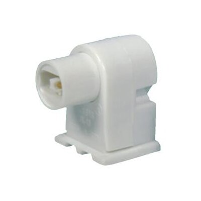 Morris Products Plunger High Output Fluorescent Lamp Holder
