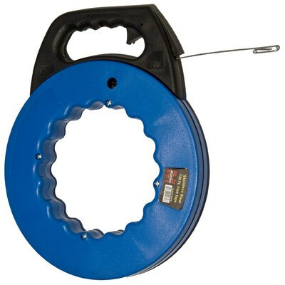 "Morris Products 1440"" Stainless Steel Fish Tapes"