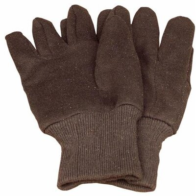 Morris Products Jersey Glove in Brown