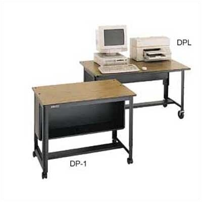 Da-Lite DPL Mobile Computer Table