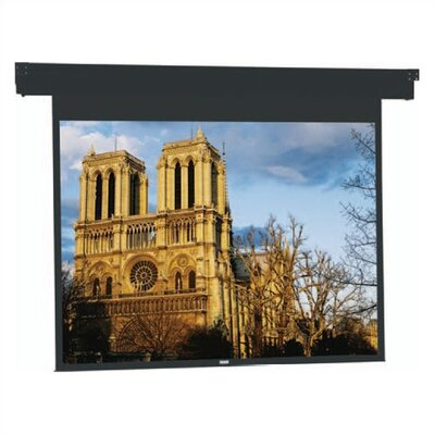 "Da-Lite Matte White Horizon Electrol - Video Format 87"" x 116"" diagonal"