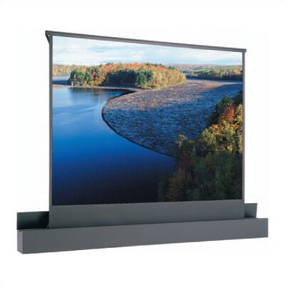 "Da-Lite Matte White Ascender Electrol - Video Format 180"" diagonal"