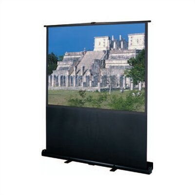 Da-Lite 83316 Deluxe Insta-Theater Portable Tripod Projection Screen - 48x64""
