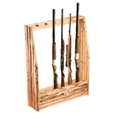Rush Creek Floor / Wall Mount Gun Rack