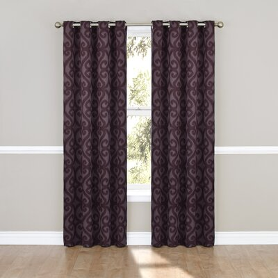 Eclipse Curtains Patricia  Curtain Single Panel