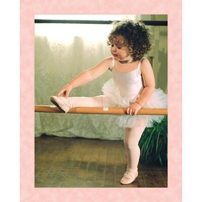 Little Ballerina Wall Art