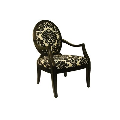 Royal Manufacturing Inc. Fabric Arm Chair