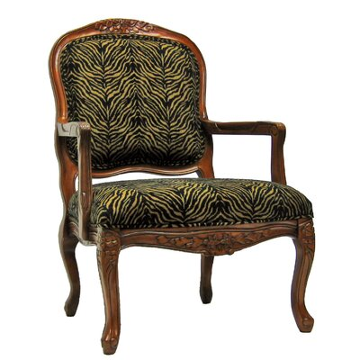 Cotton Arm Chair