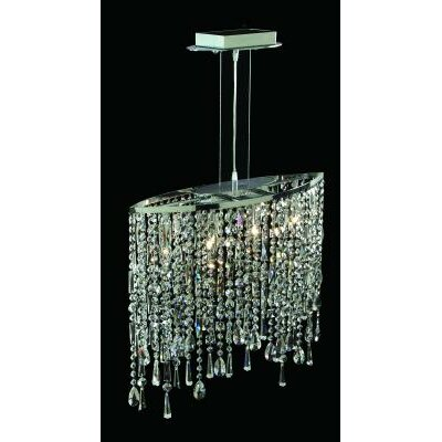 Gen-Lite Bling 4 Light Pendant