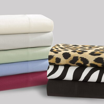 JLA Basic Softspun Solid Sheet Set