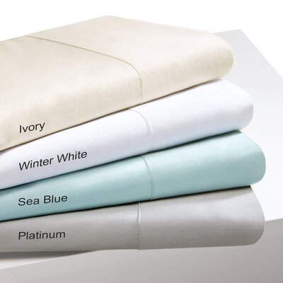 300 Thread Count Silky Pima Cotton Sheet Set