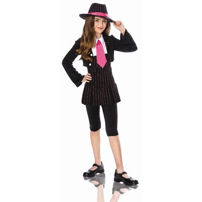 Franco Gangster Girl Costume (Medium)