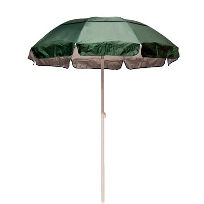 Frankford Umbrellas 6' Solar Reflective Beach Umbrella