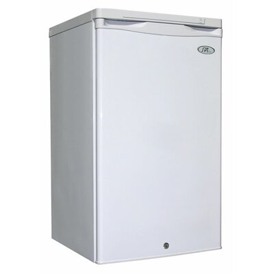 SPT 2.8 cu.ft. Upright Freezer (White)