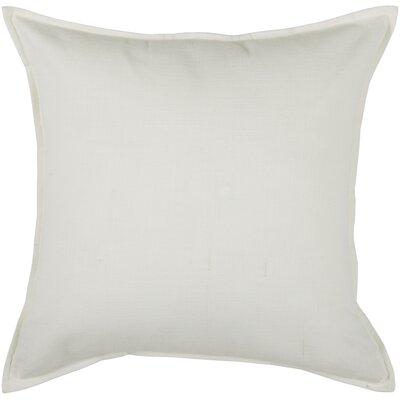 Rizzy Home T-3427E 20&quot; Decorative Pillow in Off White