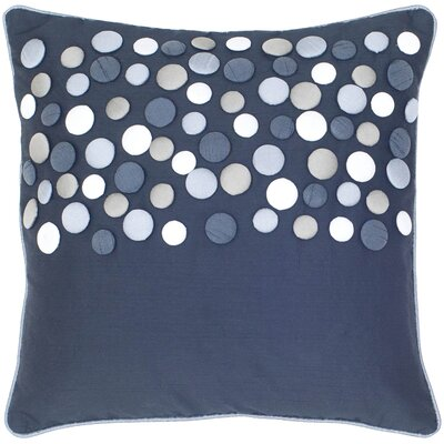 Silver Decorative Pillow Wayfair