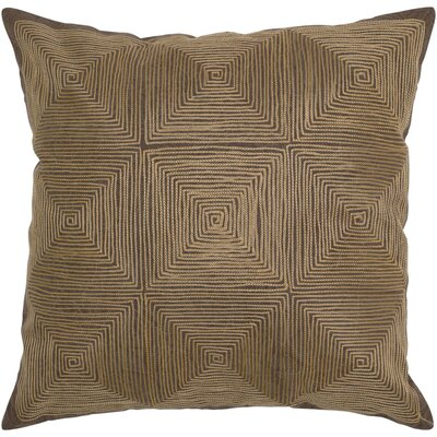 Rizzy Home Decorative Accent Pillow Embroidered Details