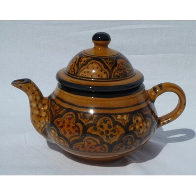 Le Souk Ceramique Honey Design Teapot