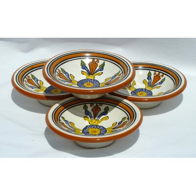 Le Souk Ceramique Sauvage Design Serving Dish (Set of 4)