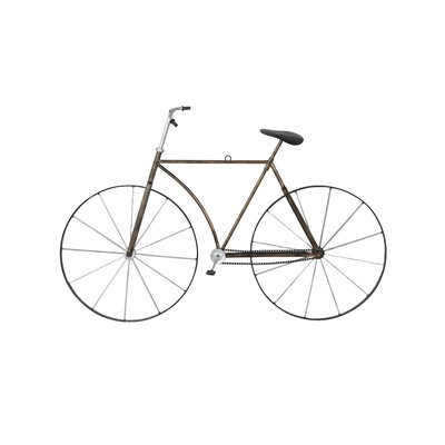 Moe's Home Collection Bicycle Wall Decor