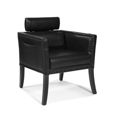 Moe's Home Collection Derby Leather Chair