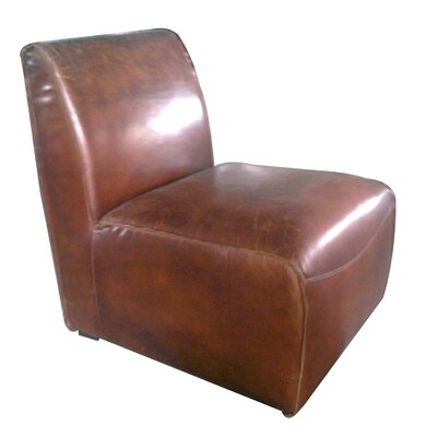 Moe's Home Collection Castle Slipper Chair
