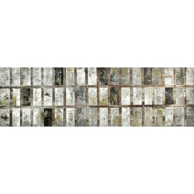 Moe's Home Collection Grey Block Wall Decor