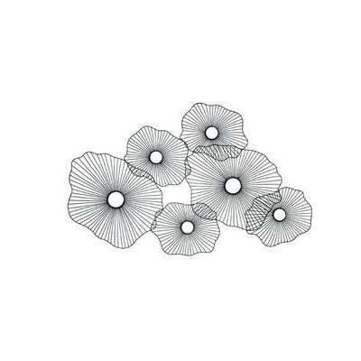 Moe's Home Collection Lily Pad Wall Decor