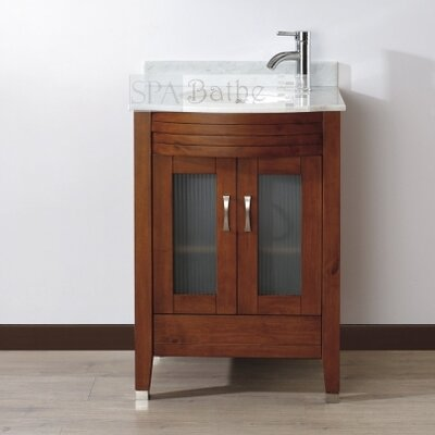 "Bauhaus Bath Alfa 24"" Single Bathroom Vanity Set"
