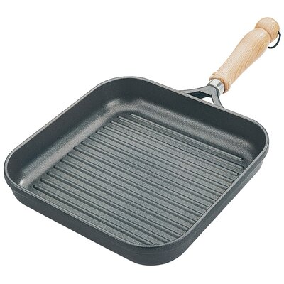 "Berndes Tradition 11"" Non-Stick Grill Pan"