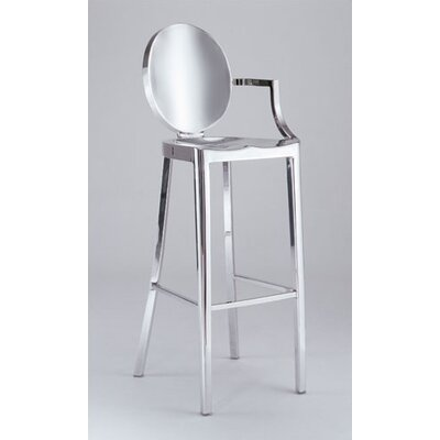 Emeco Kong Barstool with Arms