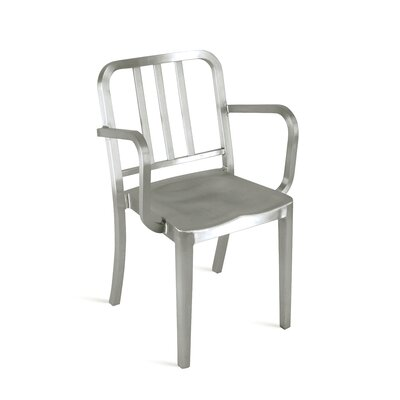 Emeco Heritage Stacking Dining Arm Chair