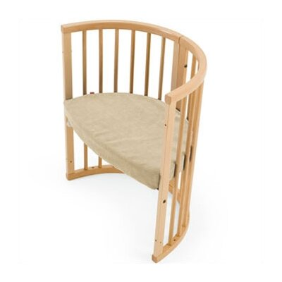 Stokke Sleepi Bassinet and Crib Set in Natural
