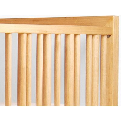 Nursery Works Loom 2-in-1 Convertible Crib