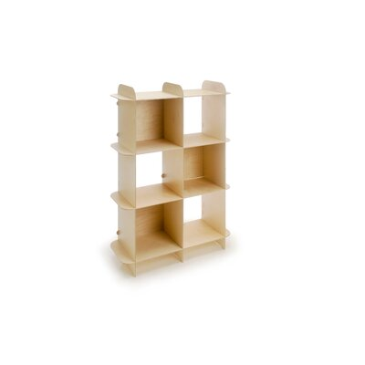 Offi Vertical Grid Shelf