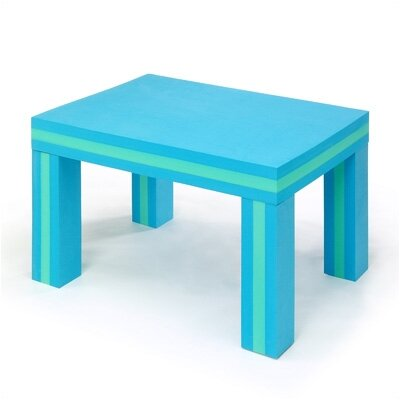 Offi EVA Foam Kids' Table and Chair Set