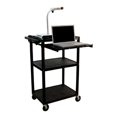 Luxor Presentation Station in Black