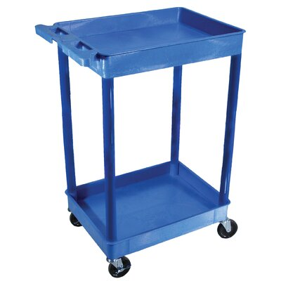 Luxor Tub Utility Cart in Blue