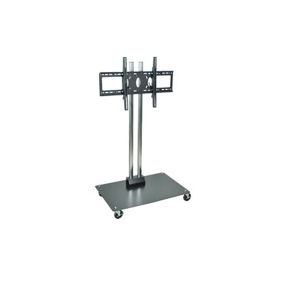 Luxor H Wilson Flat Panel Cart with Casters