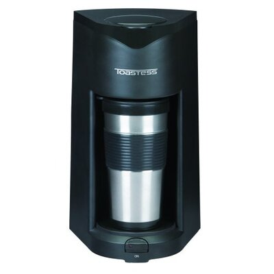 Toastess Silhouette Personal Coffee Maker