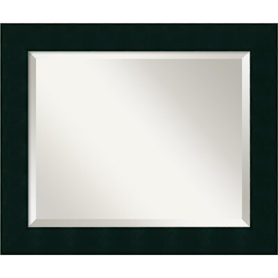 Tribeca Medium Mirror in Black