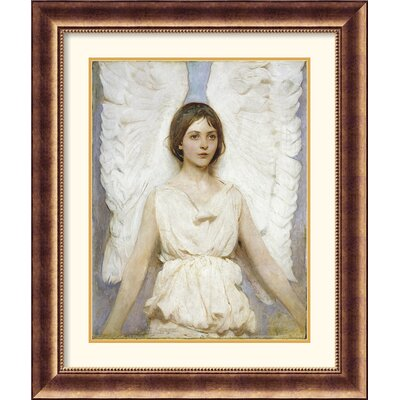 Amanti Art Angel Framed Print by Abbott Handerson Thayer